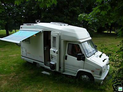 camping car autostar peugeot j5. Black Bedroom Furniture Sets. Home Design Ideas